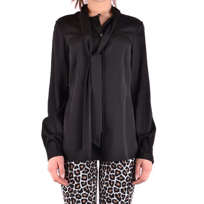 Armani Collezioni Women's Shirt Black 162627 - black 44