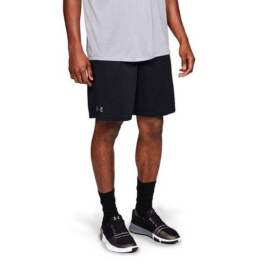 UA Tech Mesh Short, Black