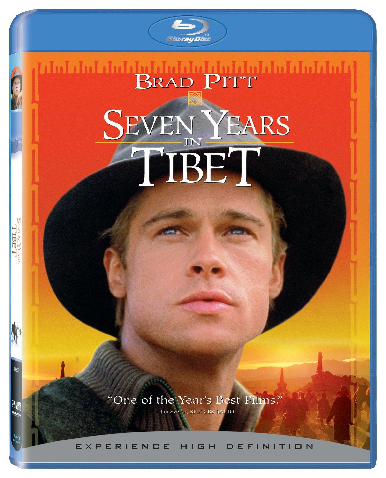 Seven Years In Tibet - Blu ray