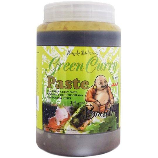 Vihreä Currytahna 1l - 72% alennus