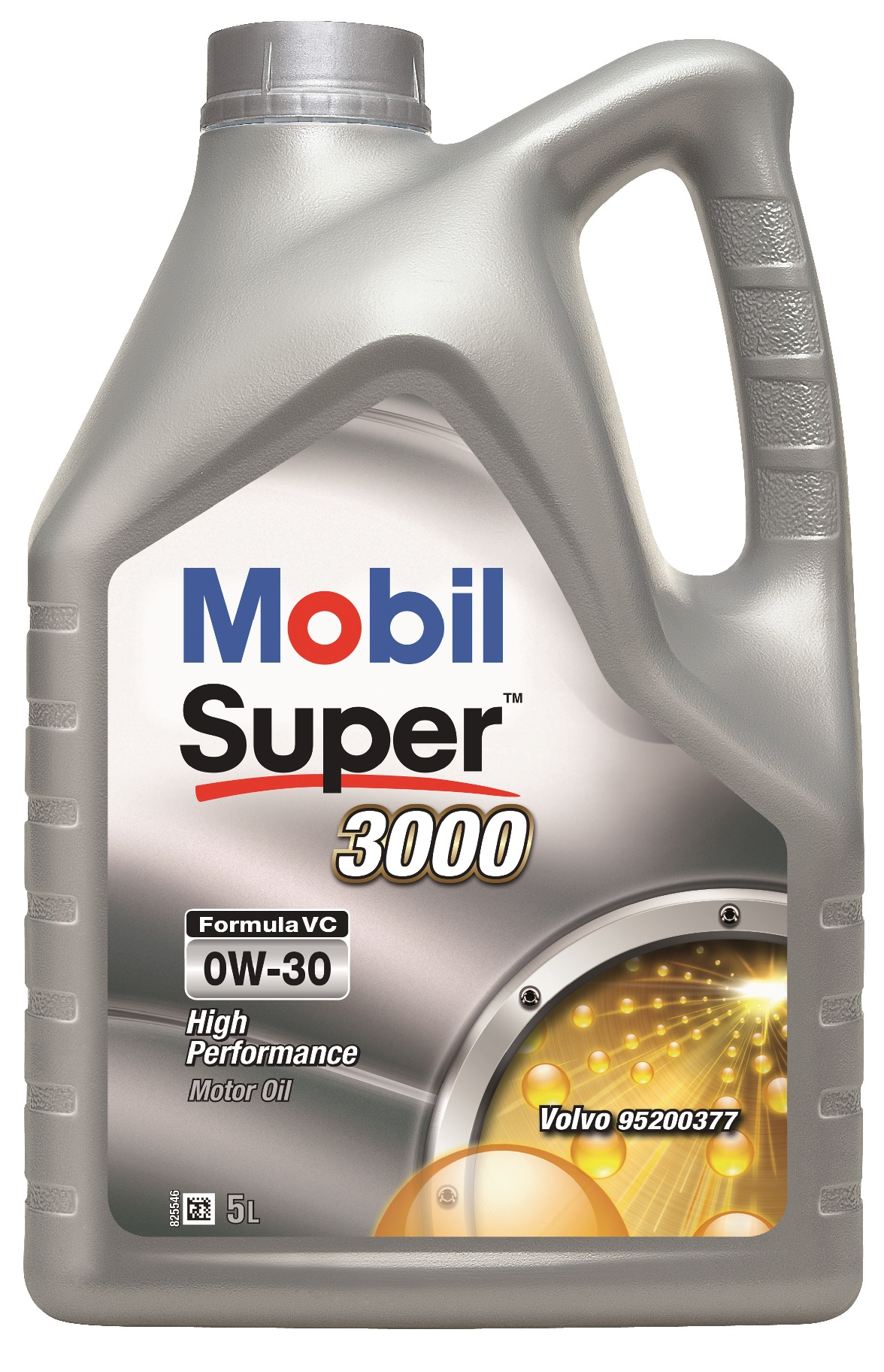 Moottoriöljy MOBIL 0W30 SUPER 3000 FORMULA VC 5L