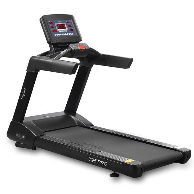 Titan LIFE Treadmill T95 Pro, Löpband