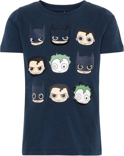 Name it Batman Joey T-Shirt, Dark Sapphire 92
