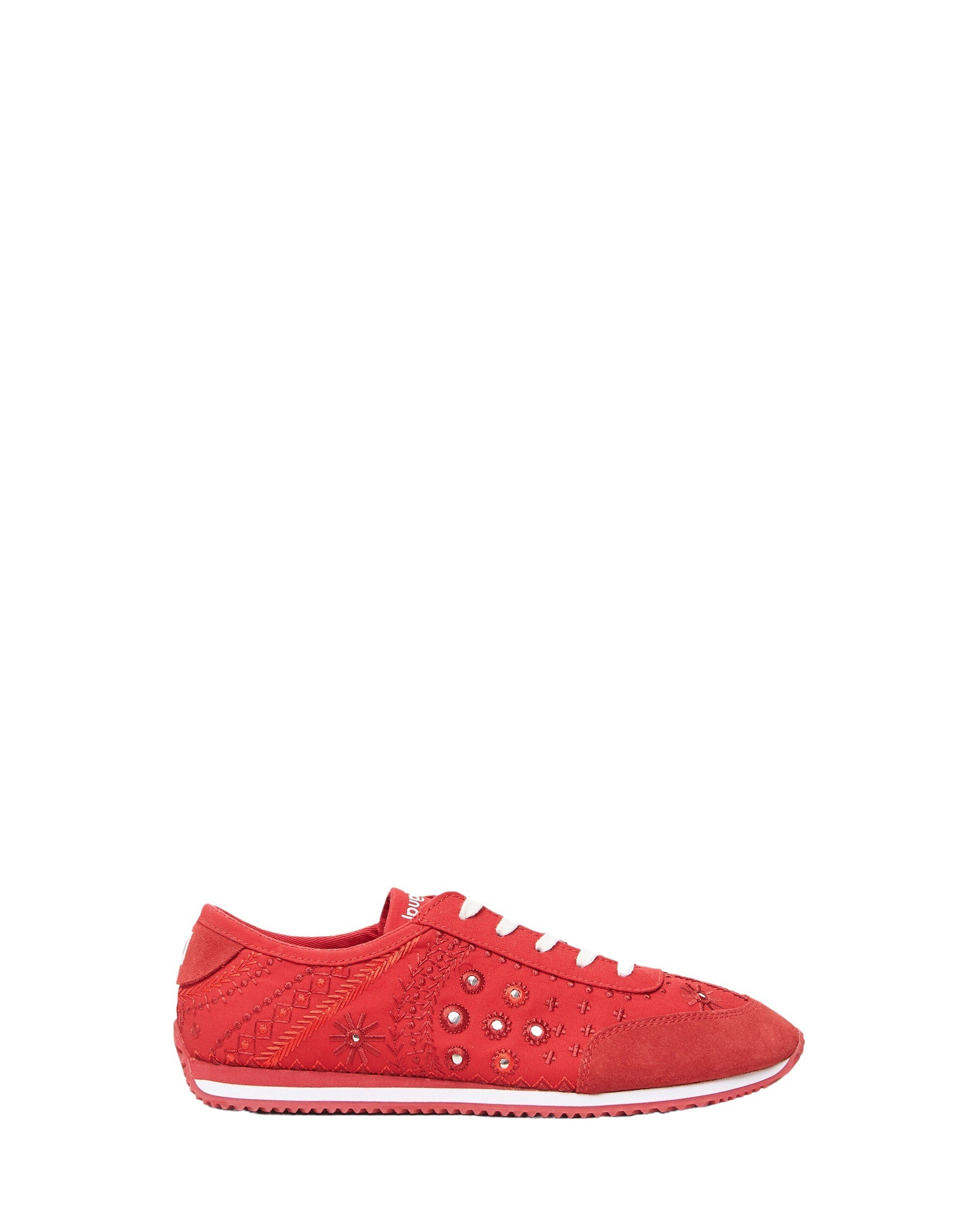 Desigual Women's Trainer Various Colours 239918 - red 39