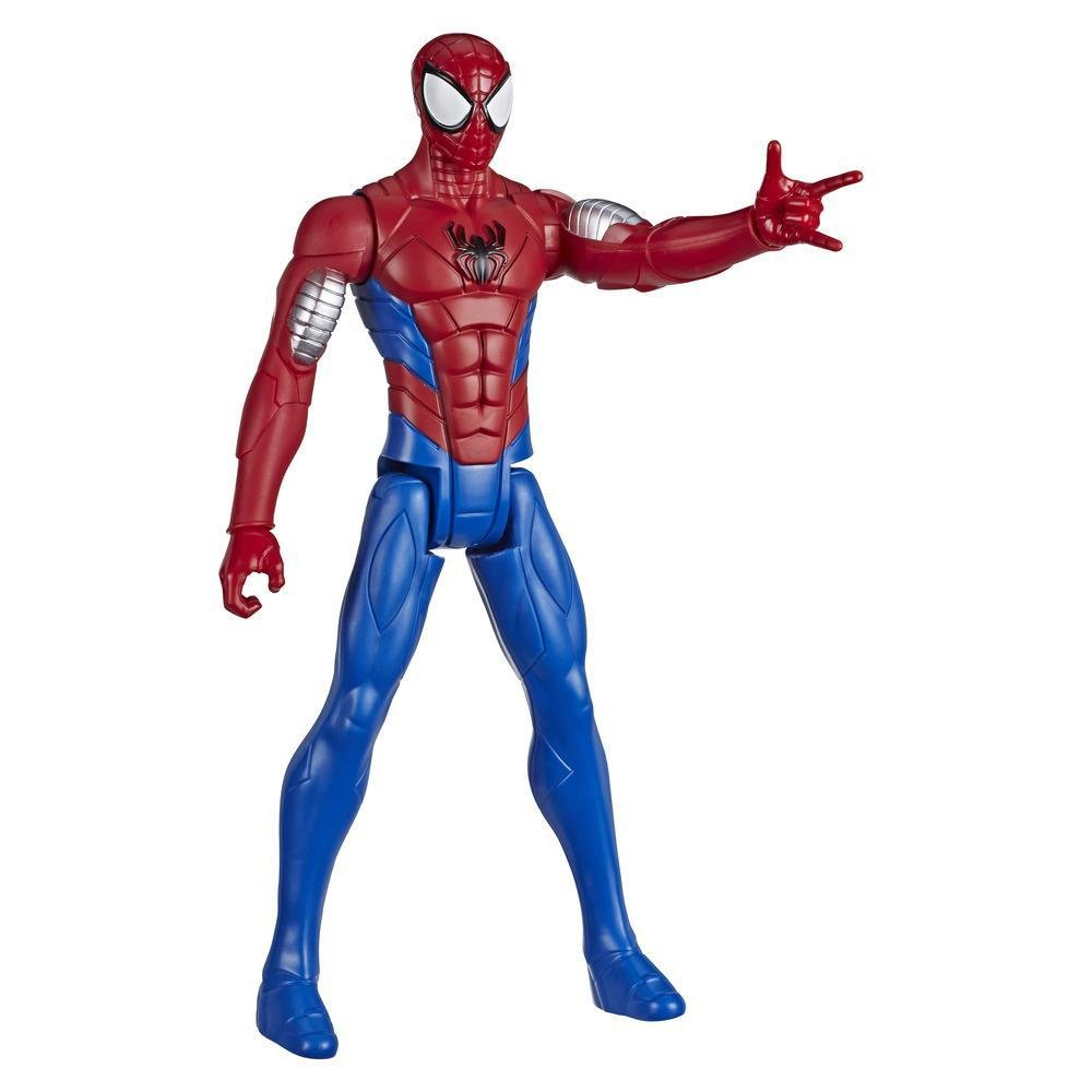 Spider-Man - Titan Web Warriors - Armored Spider-Man (E8522)