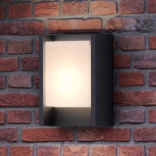 Philips Arbour LED-ulkoseinävalo, 1-lamppuinen