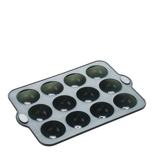 Blomsterbergs - Chokladform Silikon 12 bitar