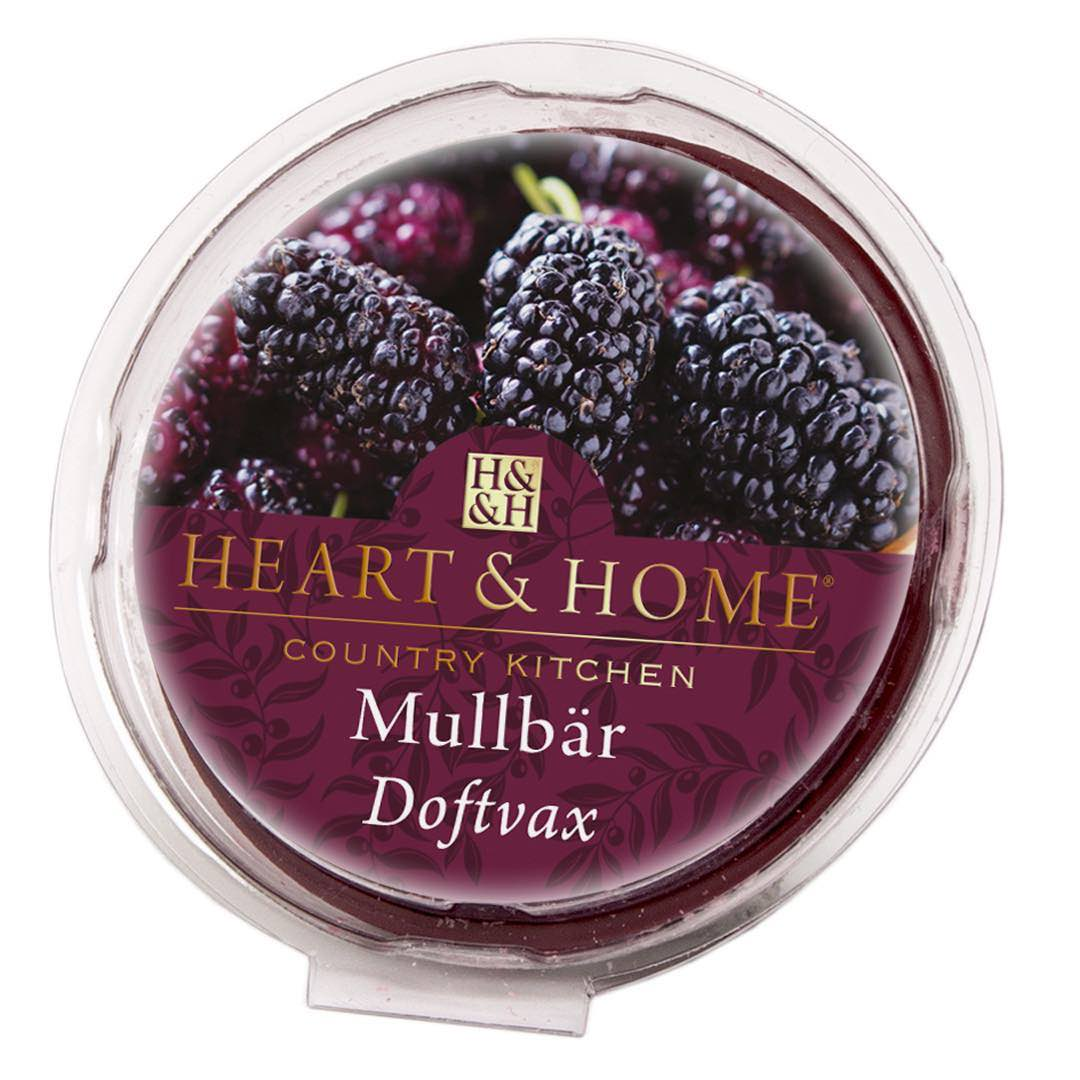 Mullbär Doftvax - Heart & Home