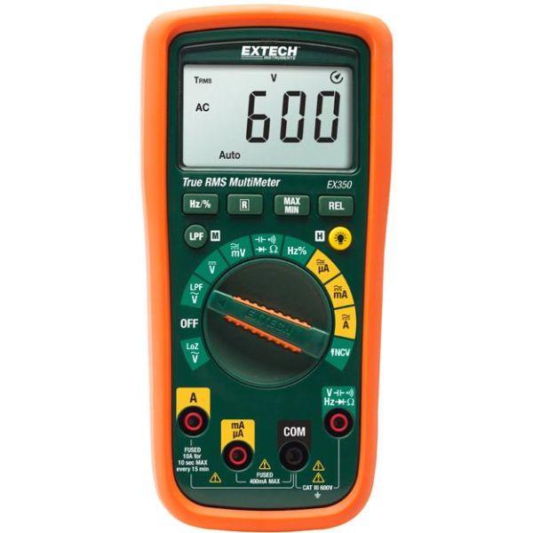 Extech EX350 Yleismittari