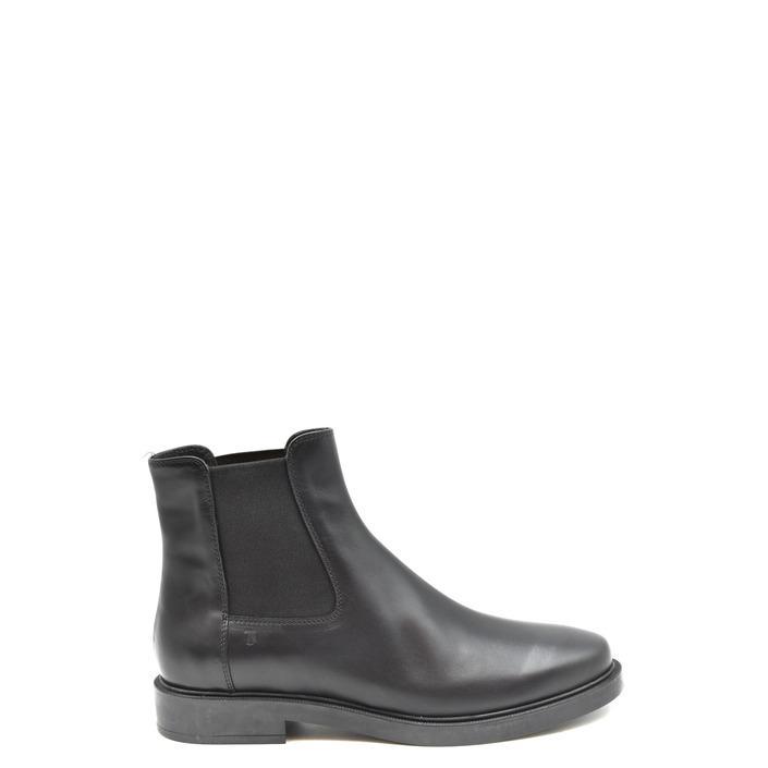 Tod`s Women's Boots Black 183514 - black 39.5