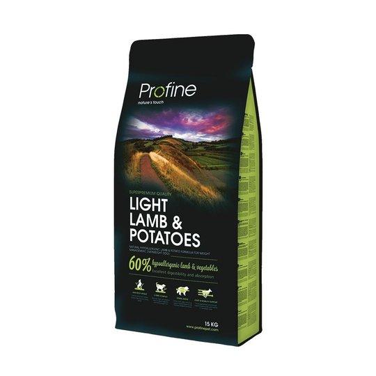 Profine Light Lamb & Potatoes (15 kg)