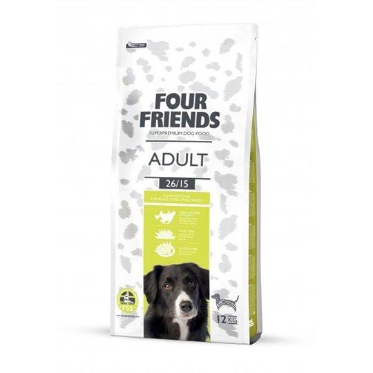 FourFriends Dog Adult Chicken (17 kg)