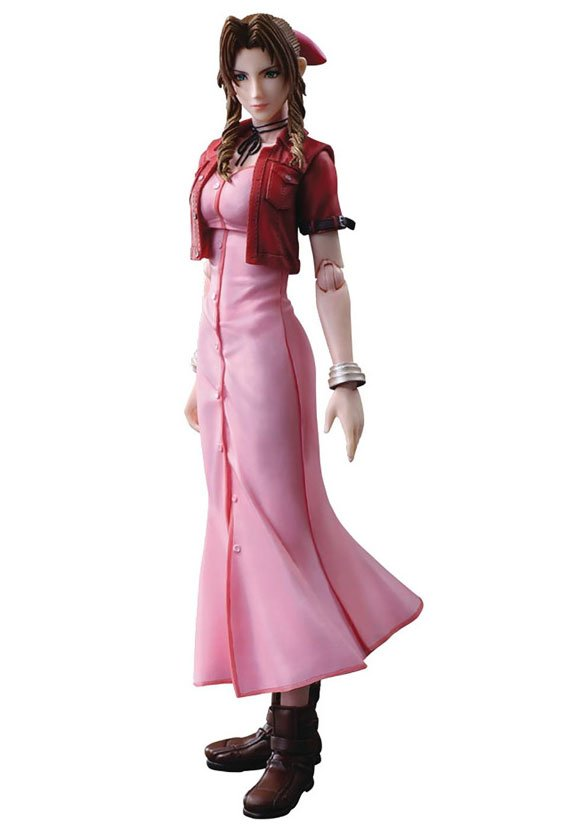 Crisis Core - Final Fantasy VII - Play Arts Kai - Aerith Gainsborough