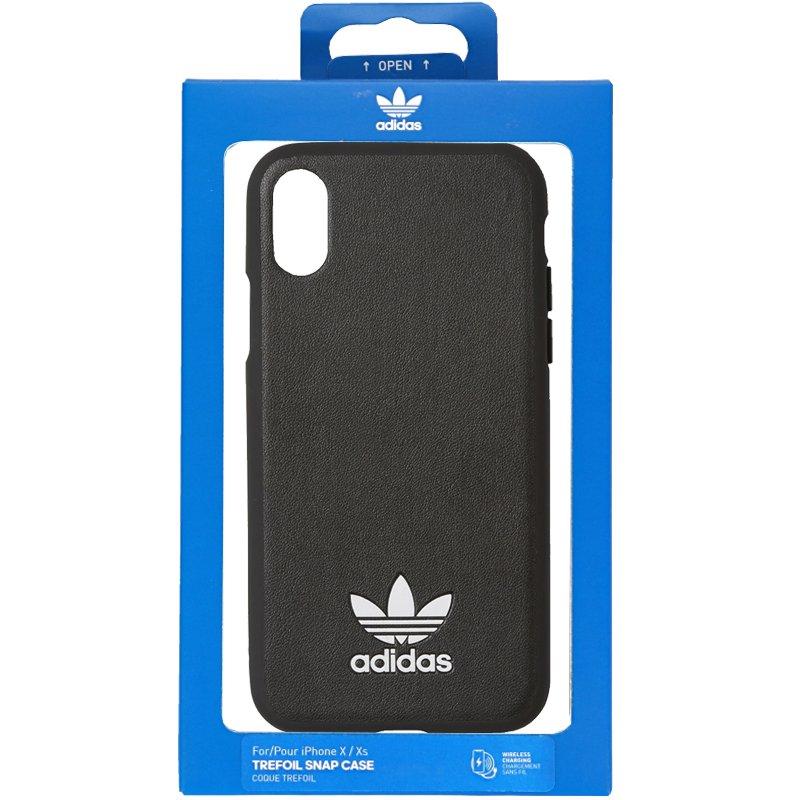 Puhelinkuori Adidas New Basics iPhone X - 50% alennus