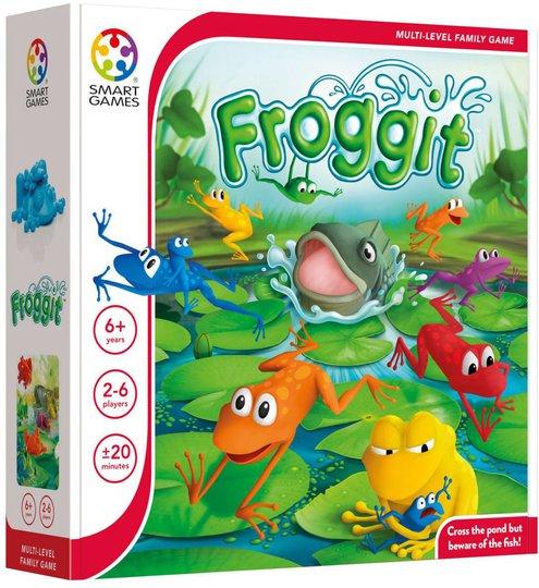 SmartGames Spill Froggit