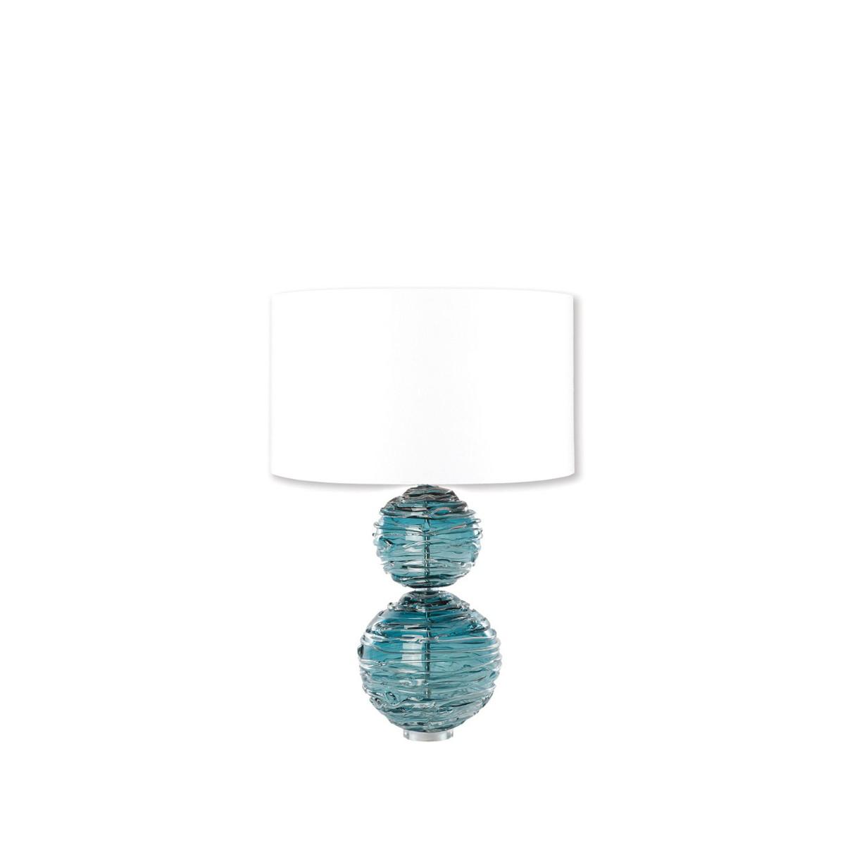 William Yeoward | Alfie Junior Table Lamp Turquoise