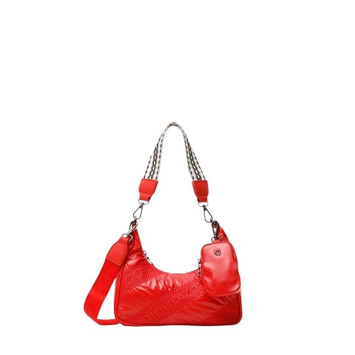 Desigual Women's Bag Red 188434 - red UNICA