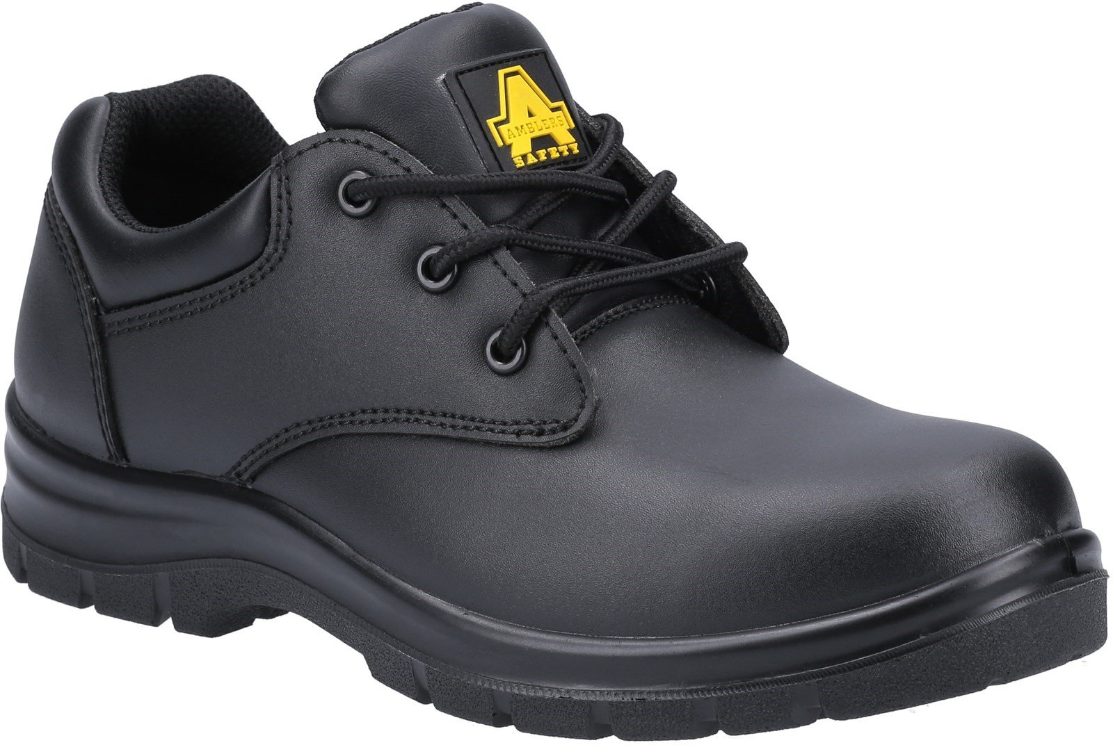 Amblers Women's Safety Boot Black 31370 - Black 3