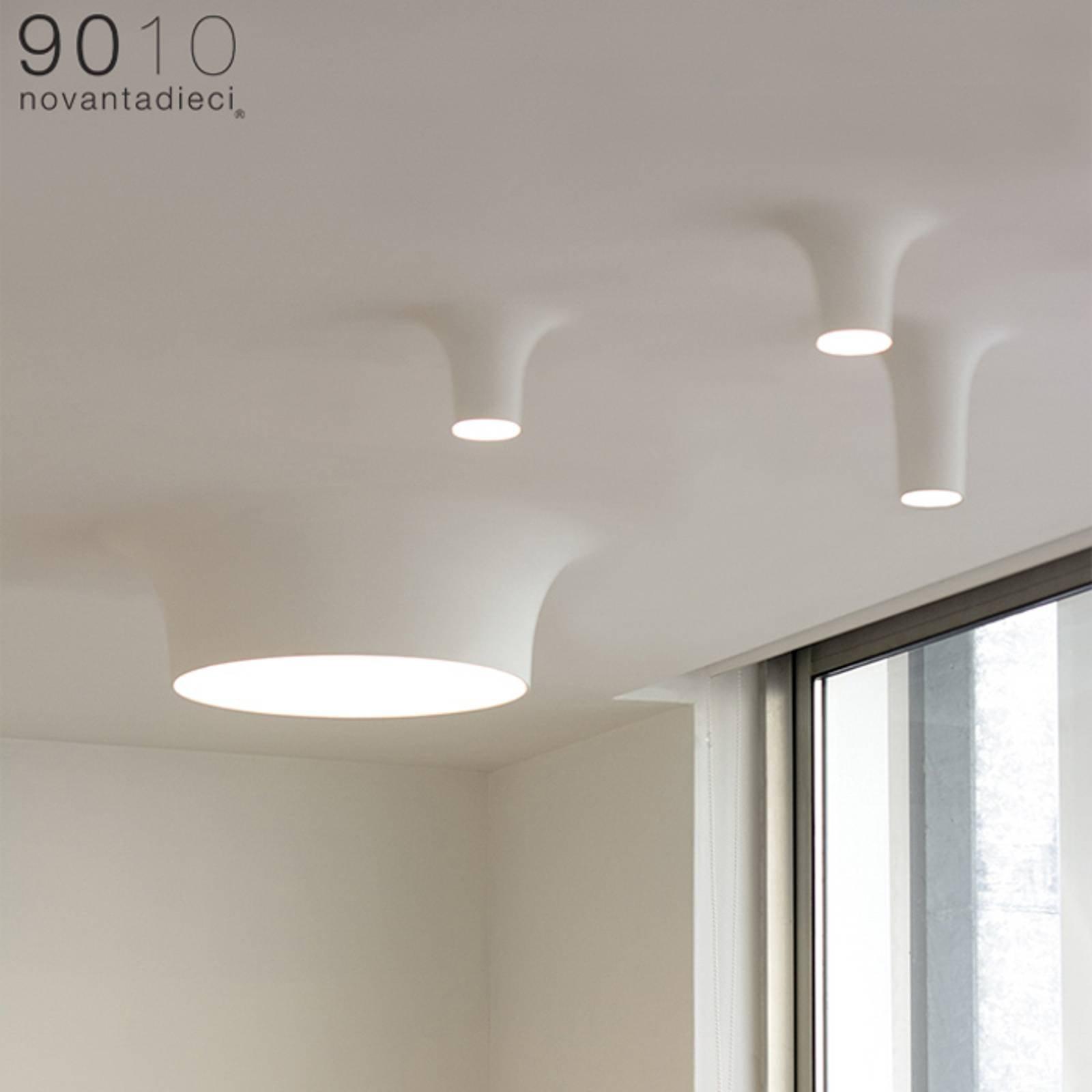 Innbygget taklampe med LED 8935C, 2 700 K, 99x99cm