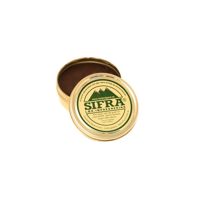 SIFRA Lær impregnering Produkt av naturlige råvarer!