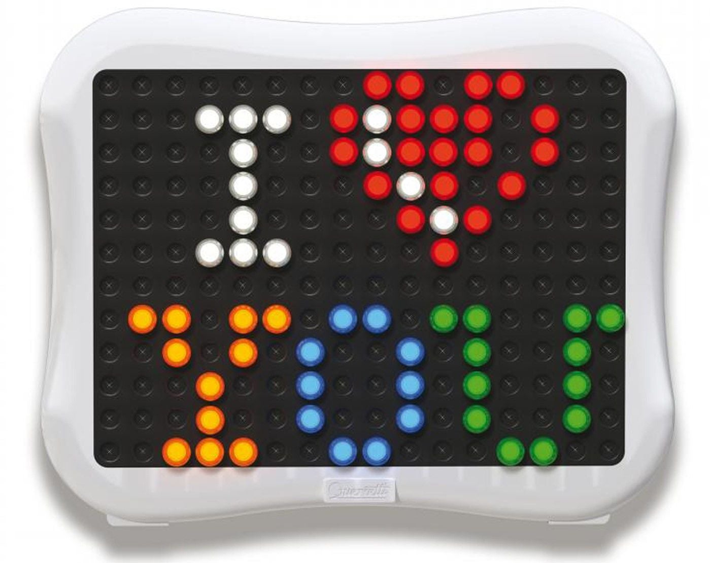 Quercetti Peg Brite LED Valoaskartelutaulu