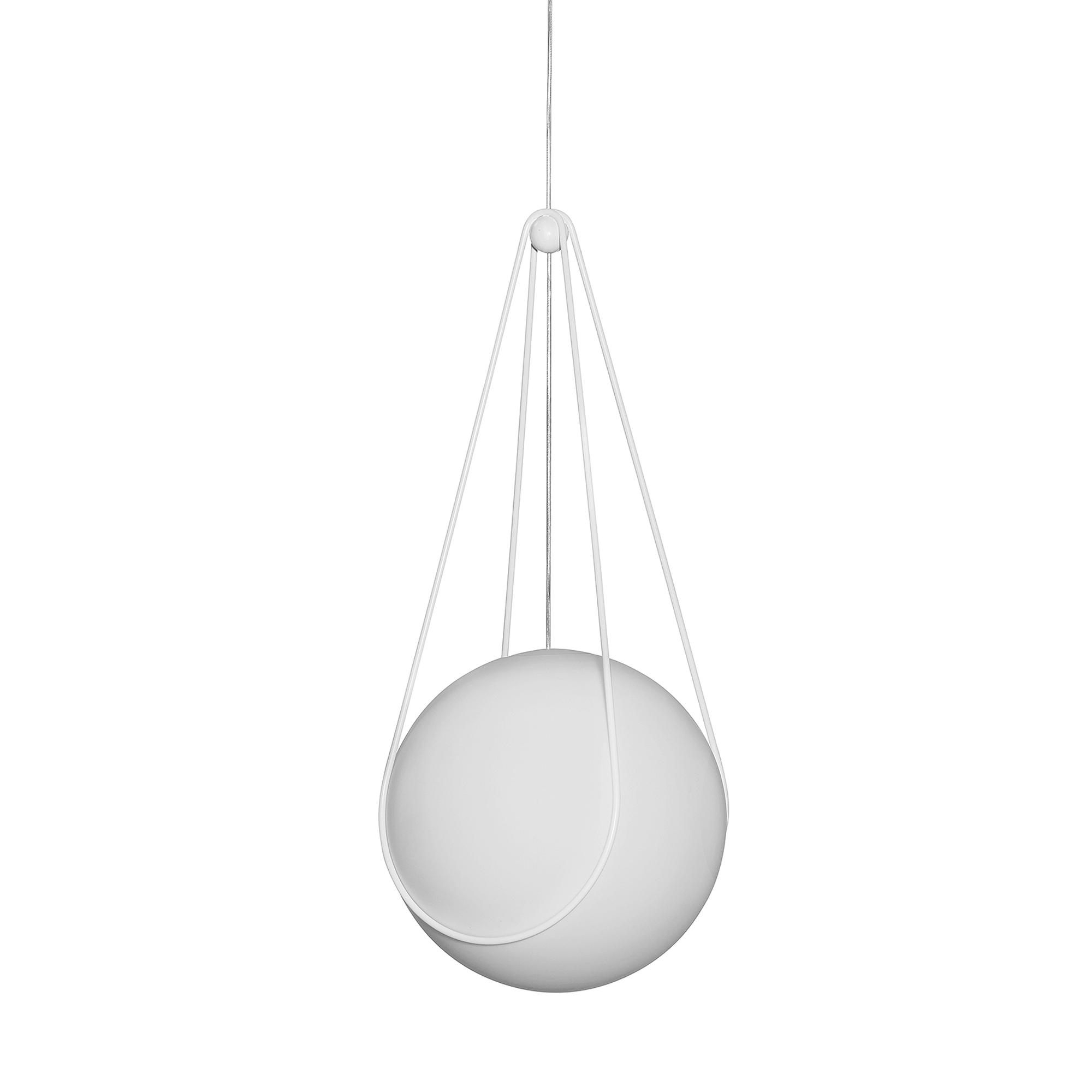 Design House Stockholm Lamphållare Kosmos 400mm vit