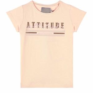 Creamie Attitude T-shirt Rose Smoke 110 cm (4-5 år)