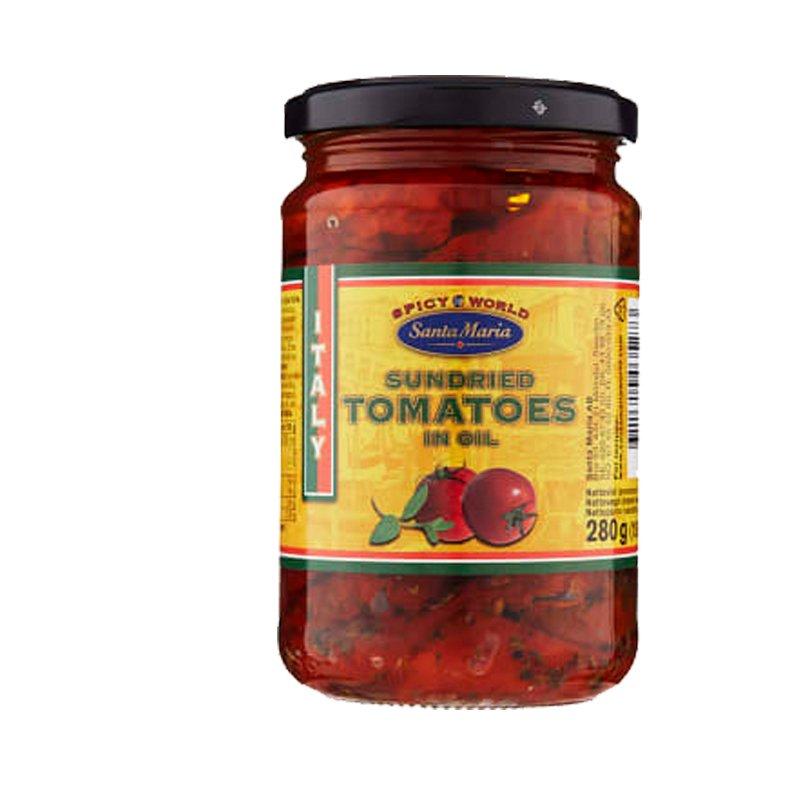 Aurinkokuivatut Tomaatit - 29% alennus