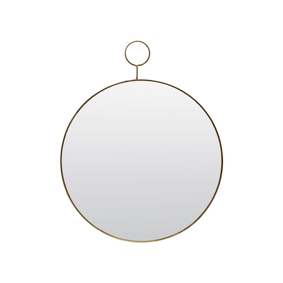 Spegel THE LOOP Ø38cm, House Doctor