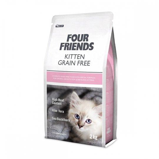 FourFriends Cat Kitten Grain Free (2 kg)