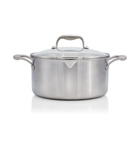 C50SS kasserolle 5 L