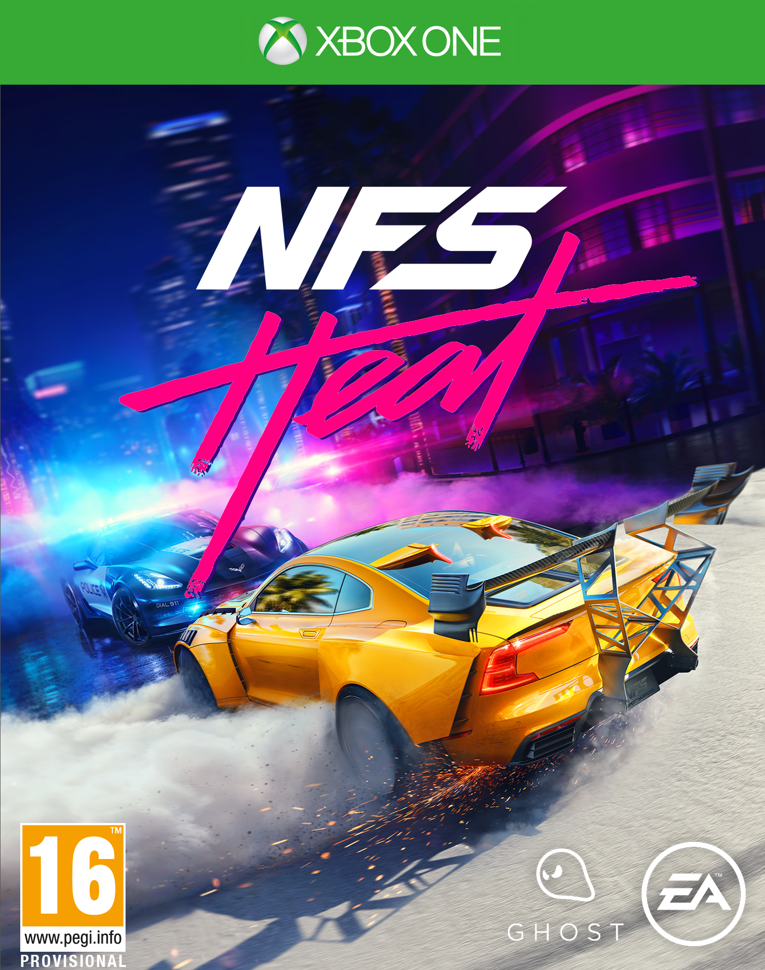 Need for Speed Heat (Nordic)