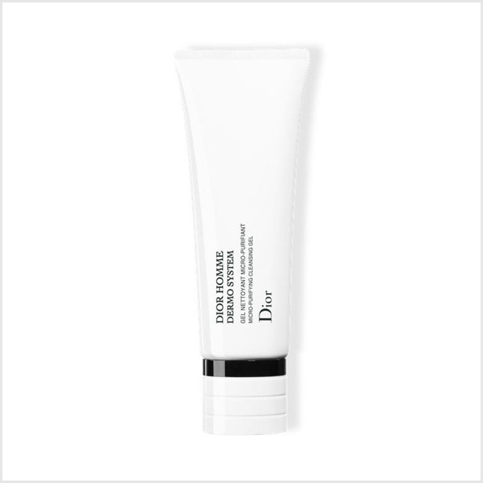 Dermo System Purifying Cleansing Gel, 125 ML