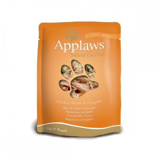 Applaws Cat Chicken & Pumpkin