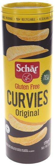 Chips Saltade Glutenfria - 45% rabatt