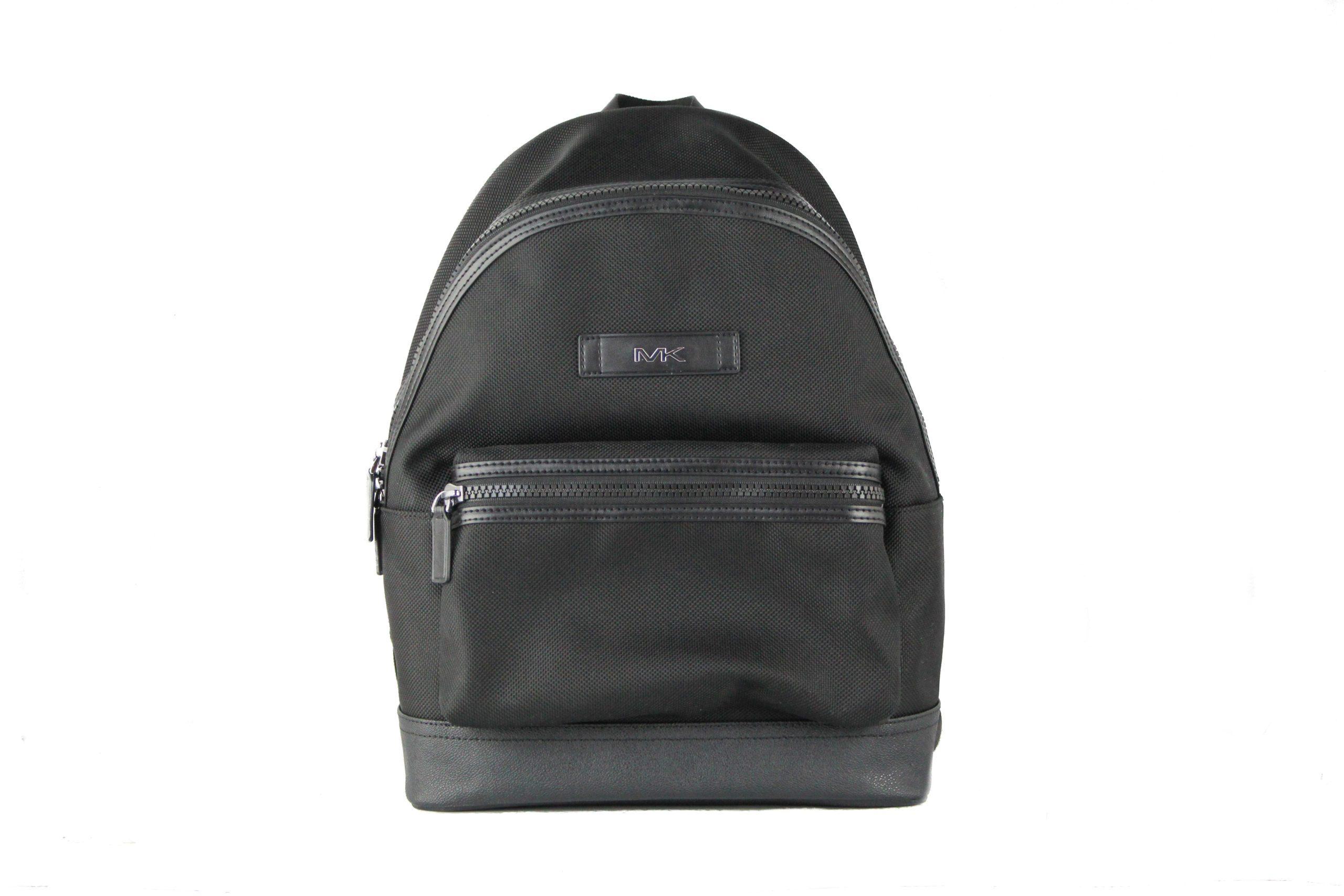 Michael Kors Men's Kent Sport Backpack Black 27602