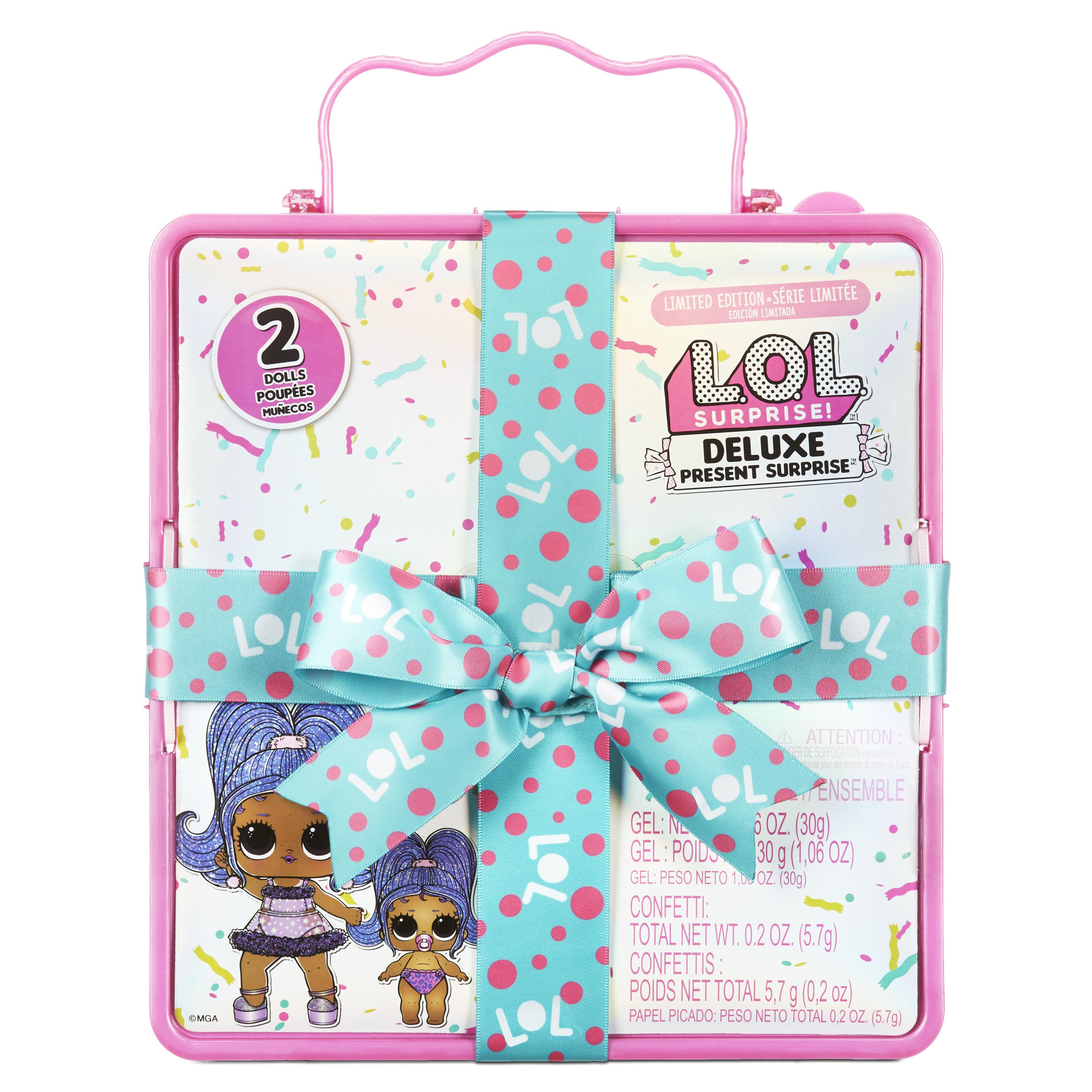 L.O.L. Surprise - Deluxe Present Surprise (576419)