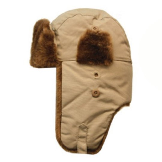 Snow Fox Thermo Plus mössa, beige