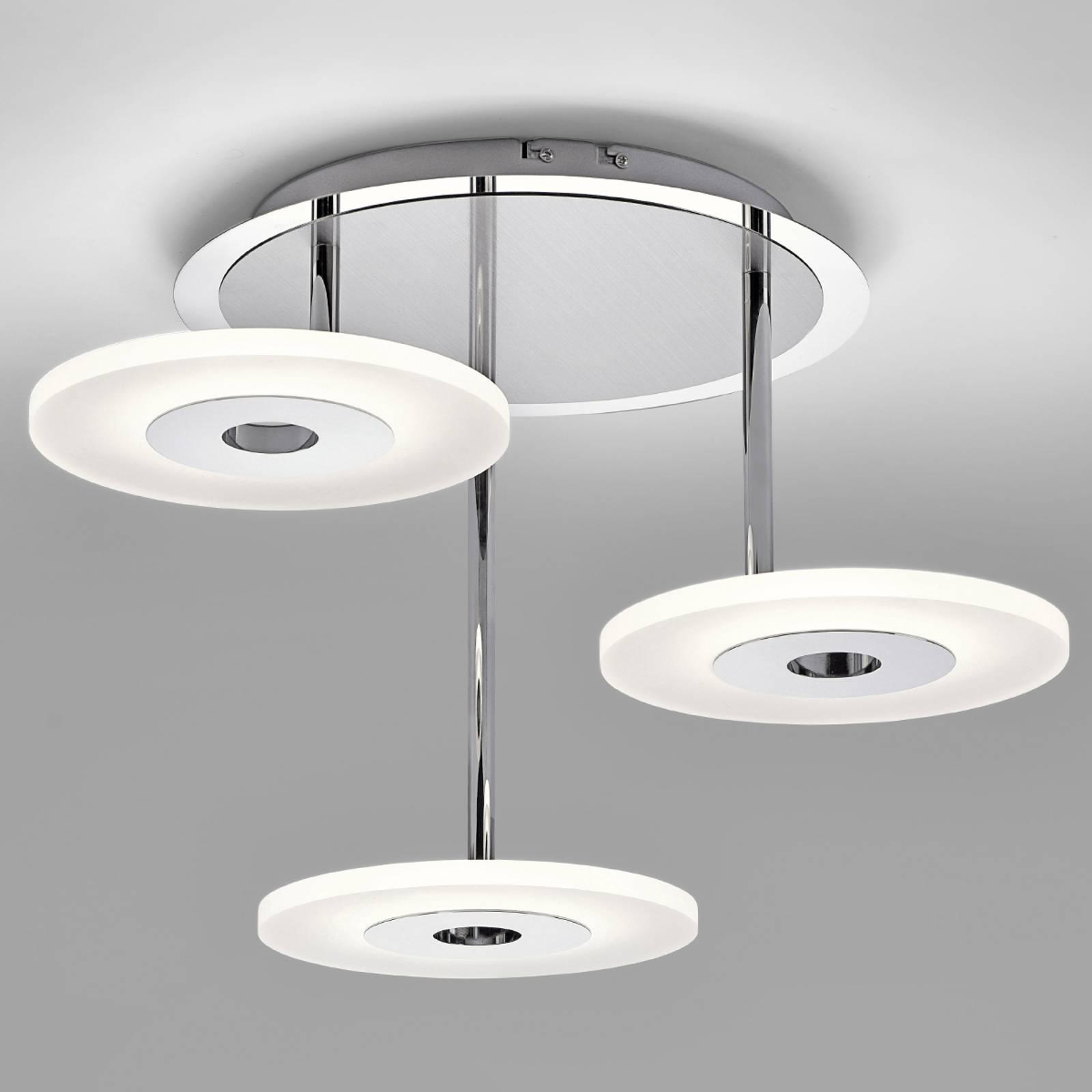 Adali LED-kattovalaisin, himmennys valokytkimellä