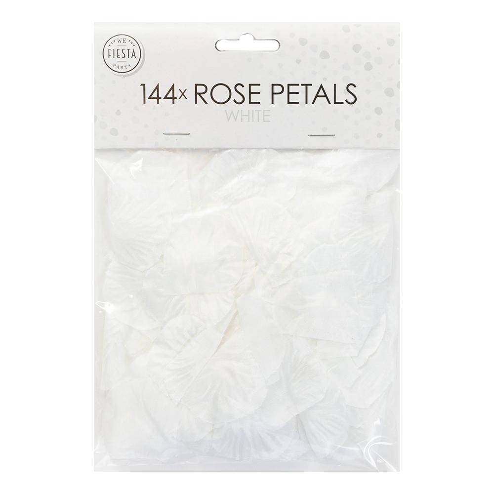 Rosenblad Vit - 144-pack