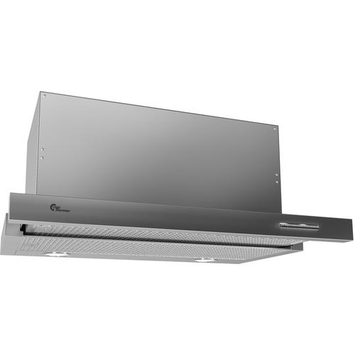Thermex Slim S4plus 90cm Rf Utdragbara Köksfläkt - Rostfritt Stål