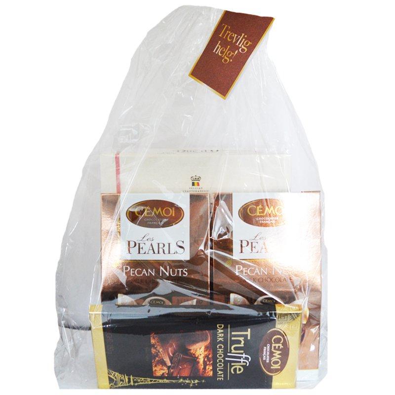 Choklad Presentförpackning 538g - 40% rabatt