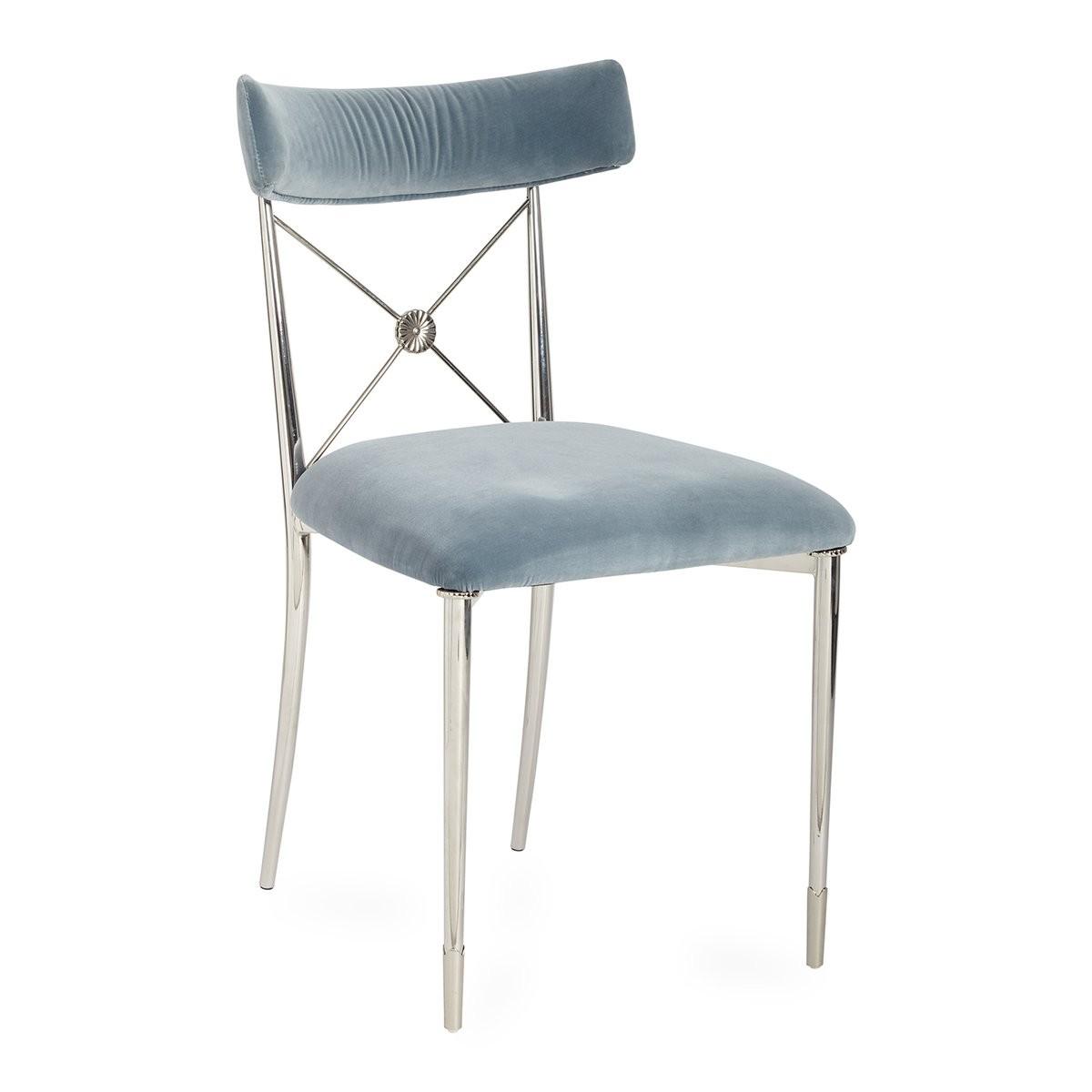 Jonathan Adler I Rider Dining Chair I Rialto Sky