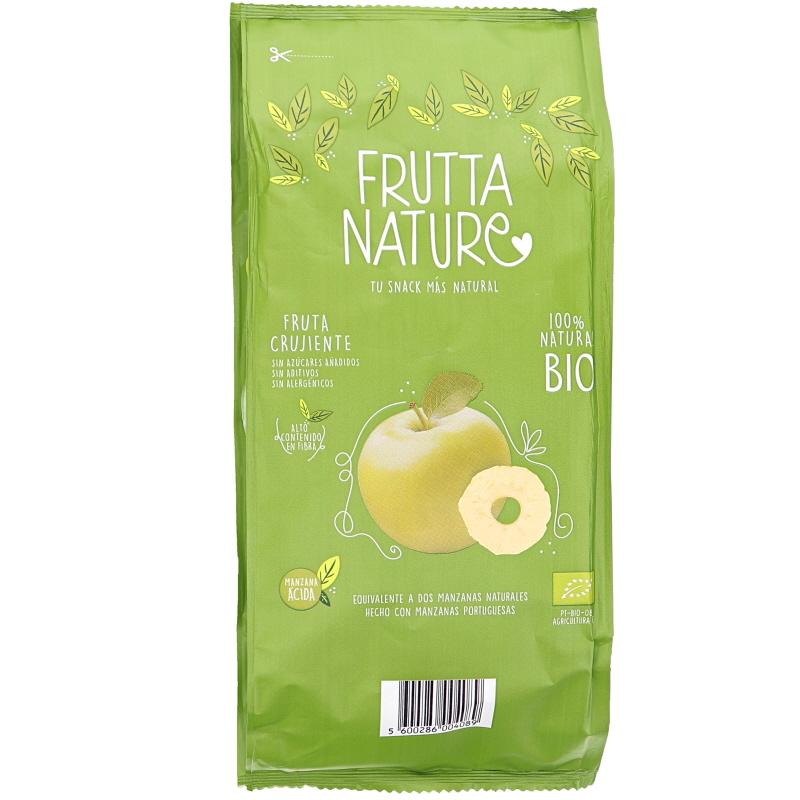 Fruktchips Syrligt Äpple Eko - 24% rabatt