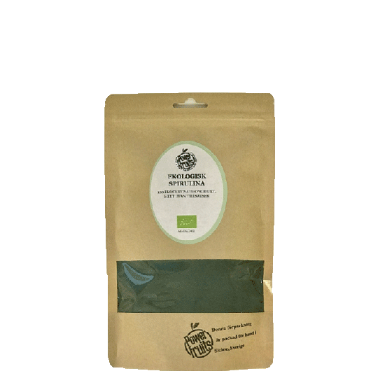 Ekologisk Spirulina, 250 g