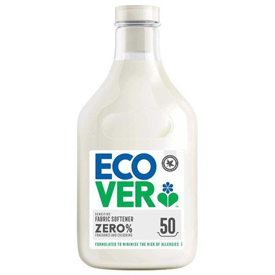 Ecover Parfymfritt Sköljmedel Zero, 1,5 L
