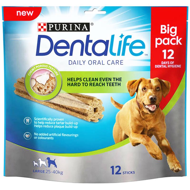 "Purutikut ""Dentalife Large"" 426 g - 20% alennus"