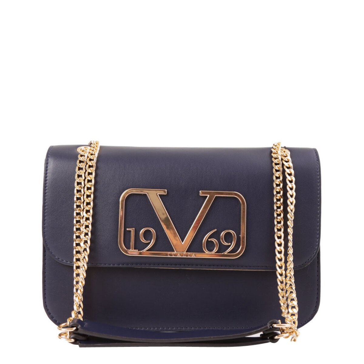 19v69 Italia Women's Handbag Various Colours 318965 - blue UNICA
