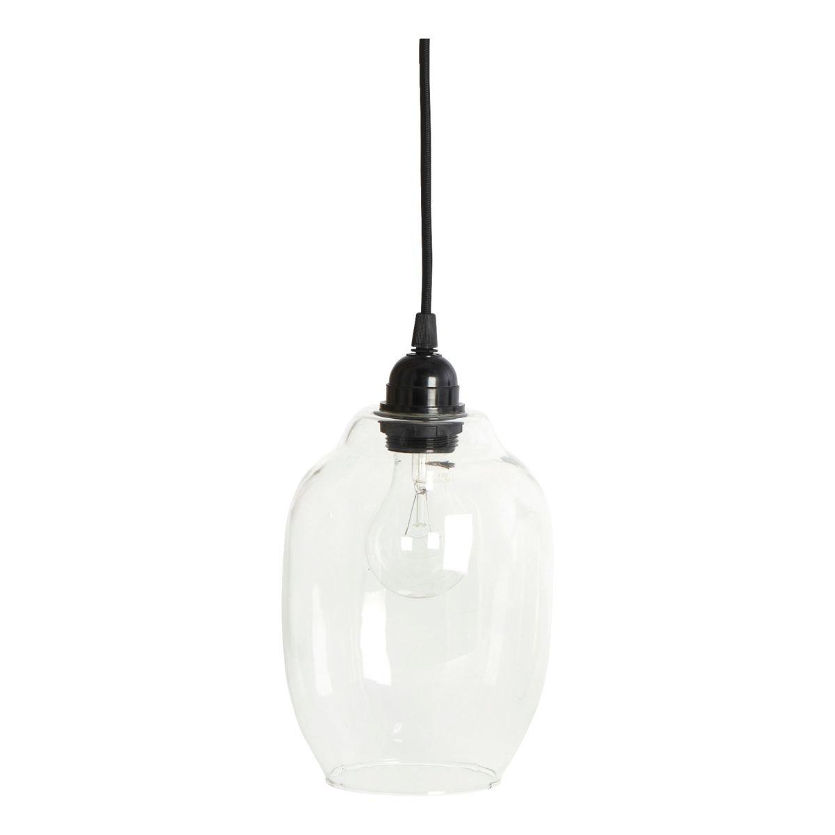 House Doctor - Goal Lampshade Ø 14 cm - Clear (Ek0403)