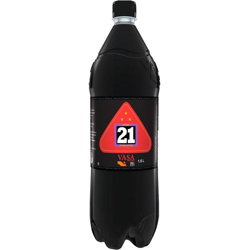"""Läsk """"Drink 21"""" 1,5l - 52% rabatt"""
